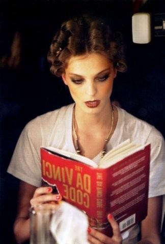 «Читать модно». Изображение № 6.