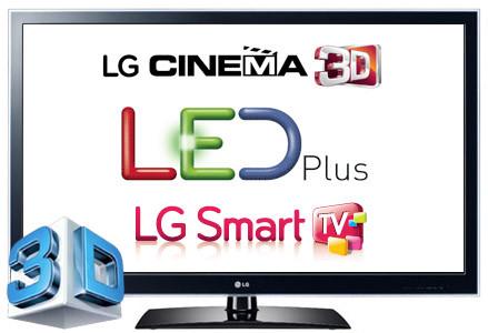 LG Electronics представляет новые модели 3D-телевизоров CINEMA 3D. Изображение № 1.