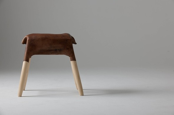 Leather Furniture by Tortie Hoare на thisispaper.com. Изображение № 1.