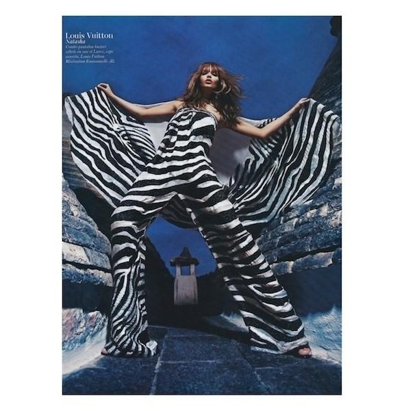 Изображение 18. Съемки: Harper's Bazaar, Industrie, Vogue и другие.. Изображение № 65.