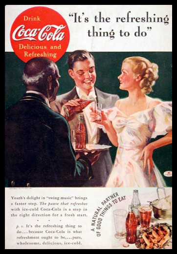 Изображение 14. Coca-cola – История бренда, история рекламы.. Изображение № 14.