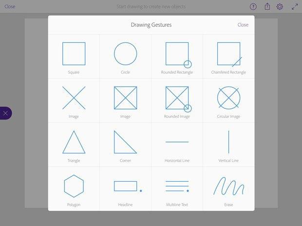 Adobe выпустила приложение для макетирования на iPad. Изображение № 3.