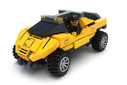 48 креативных LEGO творений. Изображение № 21.