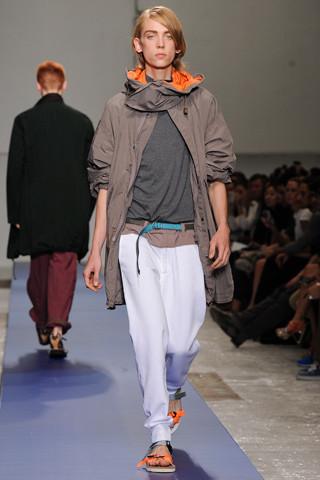 Неделя мужской моды в Париже: День 2. Изображение № 29.