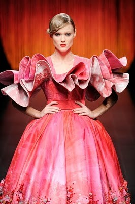 Georges Hobeika fall-winter 2010/2011. Изображение № 5.