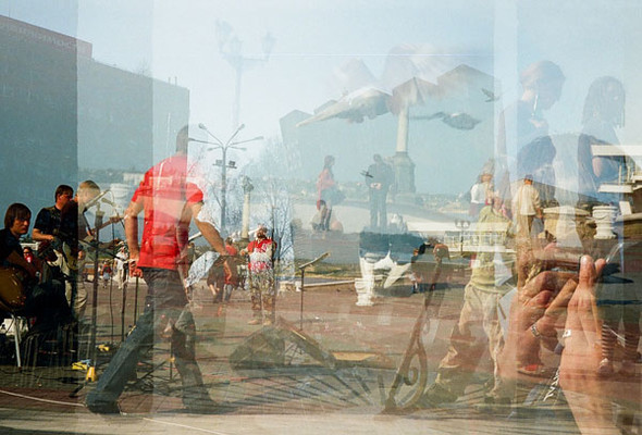 Lomography. Connecting cities. Изображение № 2.