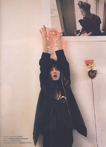 IRINA LAZAREANU, ROCK MODEL. Изображение № 62.