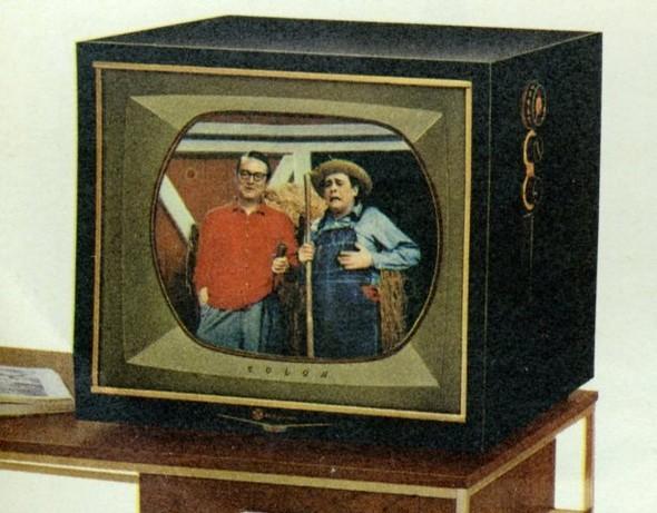 Телевизоры 1960х годов. Изображение № 33.