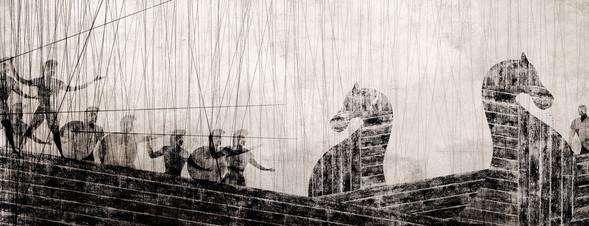 Luis Gabriel Pacheco - художник-иллюстратор. Изображение № 19.