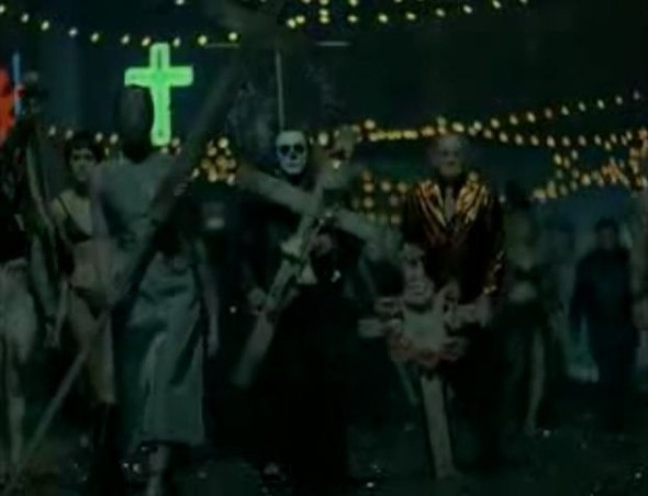 Только потому что крест-часть вторая. Изображение № 180.