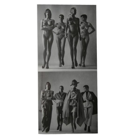 Модная фотография 80х годов. Изображение № 11.