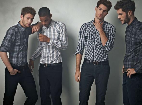 Лукбук: Dolce & Gabbana FW 2011 Men's. Изображение № 21.