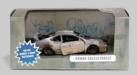 Индивидуально сожженые коллекционные модели автомобилей. Изображение № 2.