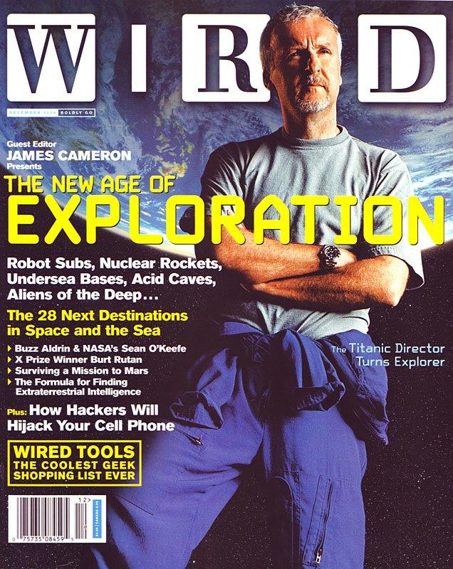 Билл Гейтс станет приглашенным редактором Wired. Изображение № 3.