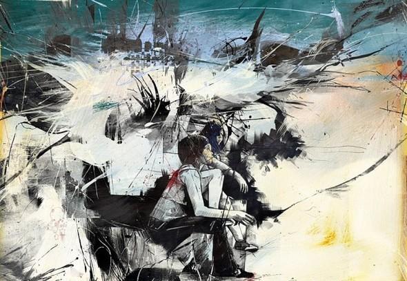 Russ Mills : графика, фотография и живопись. Изображение № 38.