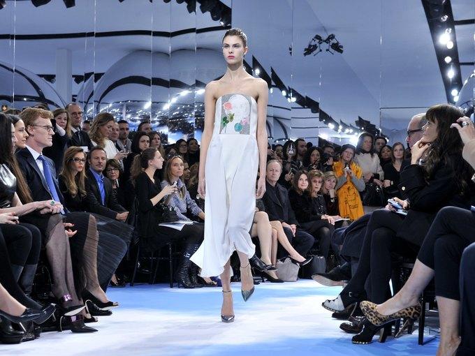 Кастинг моделей Dior назвали расистским. Изображение № 1.