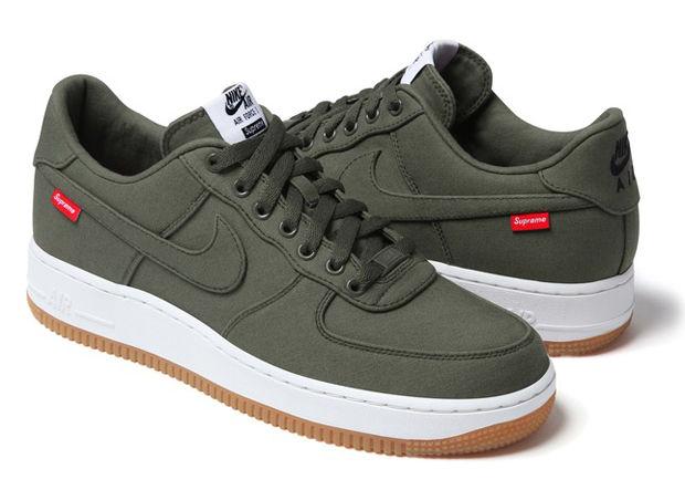 Nike поработали с DSM и Supreme к юбилею Air Force 1. Изображение № 11.