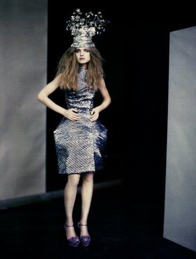 Vogue Russia March 2008. Изображение № 3.