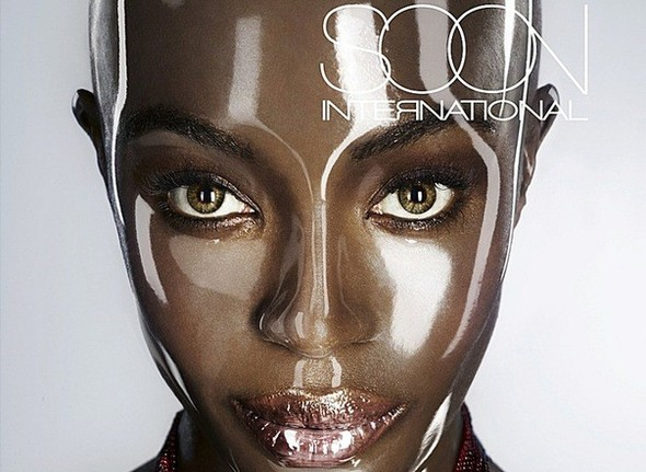 Съёмка: Naomi Campbell 4 Soon International Fall 2011. Изображение № 1.