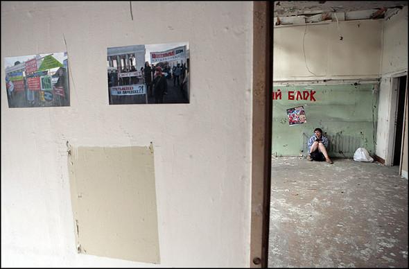 2010-05-15. Москва. Дом Наркомфина. Выставка со взломом. Изображение № 17.