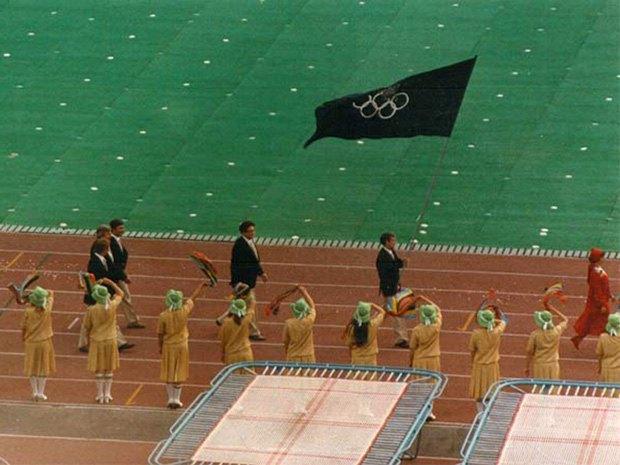 Редизайн: Новый логотип олимпийского комплекса «Лужники». Изображение № 10.