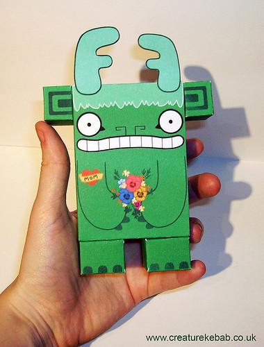 Paper Toys. Изображение № 19.