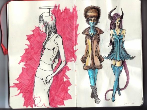 Несколько моих работ. Изображение № 9.