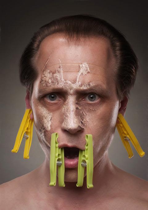 Изображение 10. Руад ДеЛон: эгоистичные автопортреты.. Изображение № 19.