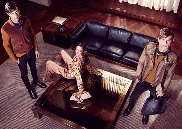 Кампании: Dior, Versace, Gucci и Burberry. Изображение № 29.