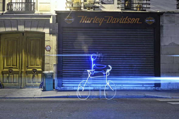 Light Painting by Christopher Hibbert. Изображение № 8.