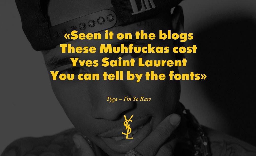 Какие марки одежды советуют рэперы в своих песнях. Изображение № 37.
