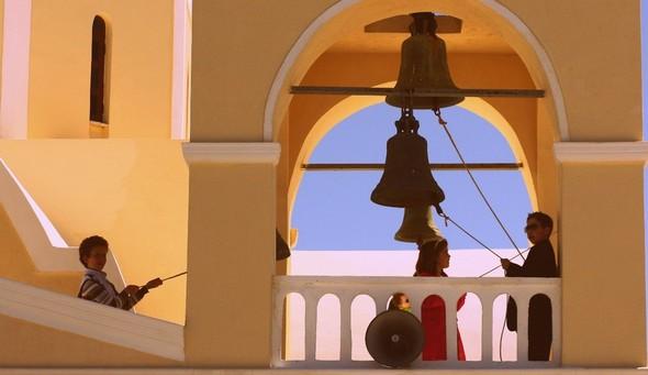 Санторини: Боги, вино и закаты. Изображение № 39.