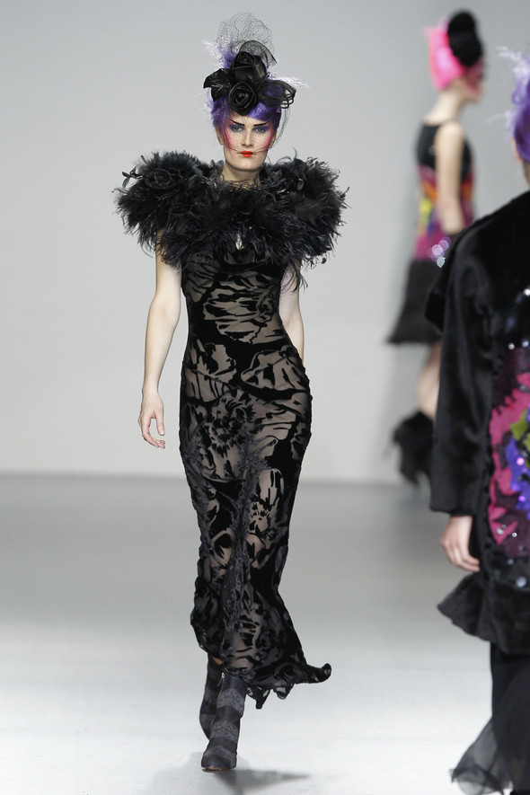Madrid Fashion Week A/W 2012: Elisa Palomino. Изображение № 13.