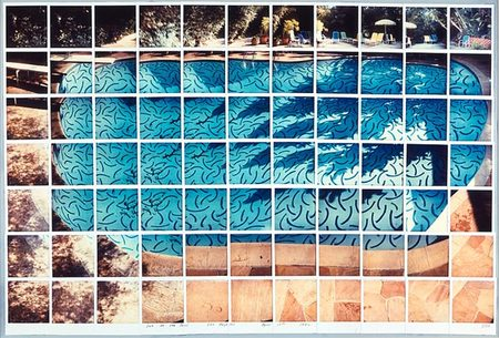 David hockney – Photographic collages. Изображение № 11.