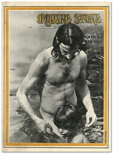 "Изображение 60. Выставка: Барон Уолмен ""The Rolling Stone Years"".. Изображение № 60."