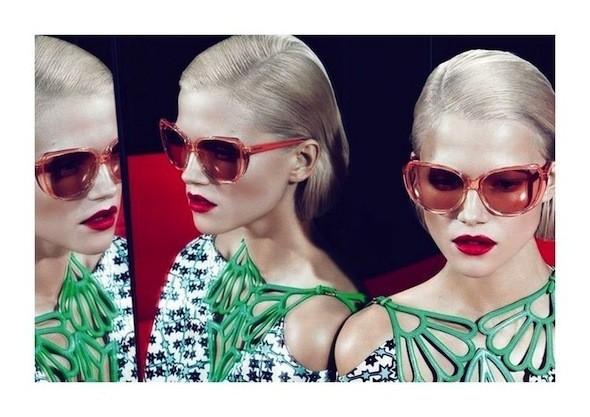 Изображение 38. Рекламные кампании: Celine, Marc Jacobs, Miu Miu и другие.. Изображение № 44.