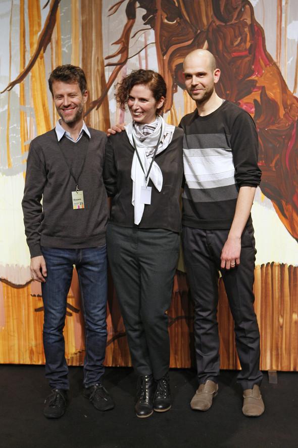 Berlin Fashion Week A/W 2012: Eva & Bernard. Изображение № 21.