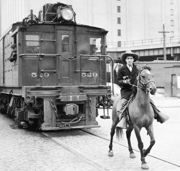 The High Line: история о том, как железная дорога обрела друзей. Изображение № 2.