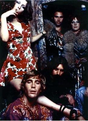 Мода 60х:наркотические фантазии безумных арлекинов. Изображение № 1.