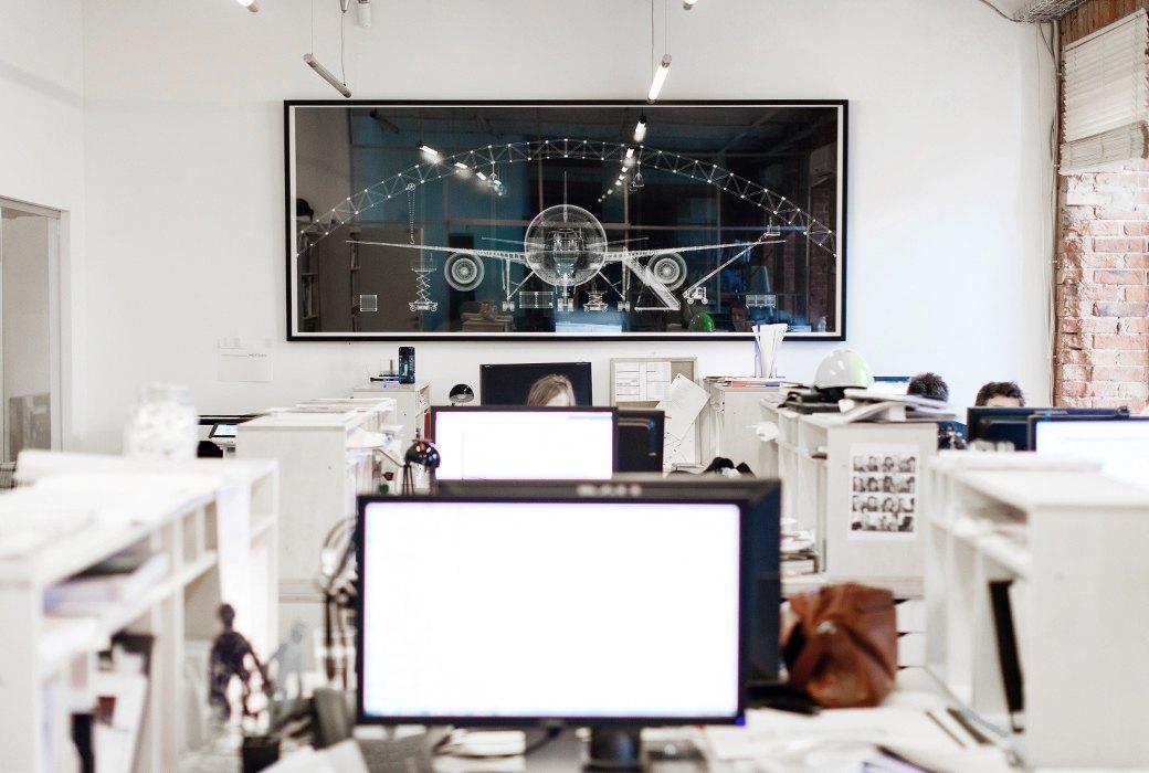 Как устроен офис архитектурного бюро Wowhaus. Изображение № 4.
