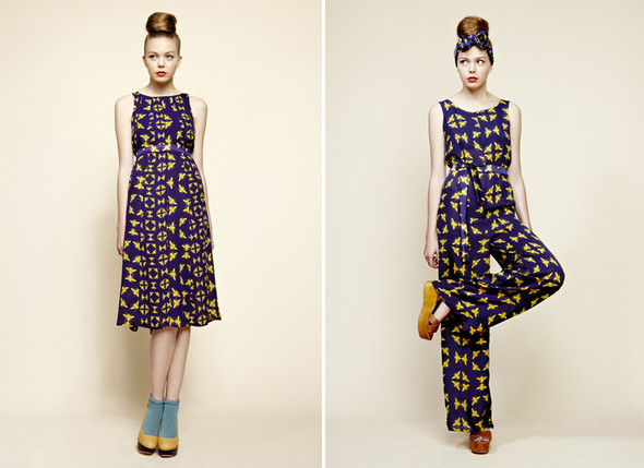 Charlotte Taylor – The queen of prints. Изображение № 5.