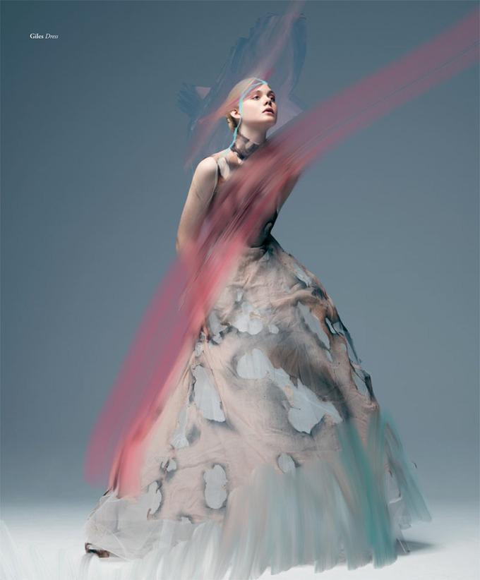 Numero, Vogue и другие журналы опубликовали новые съемки. Изображение № 49.