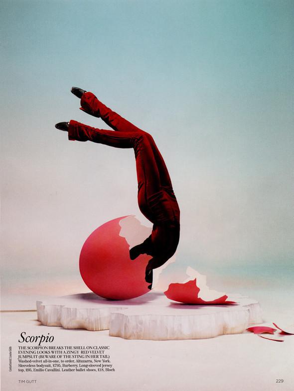 Гороскоп от Британского Vogue. Изображение № 8.