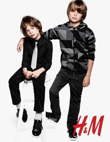 Кампания: H&M Holiday 2011. Изображение № 20.