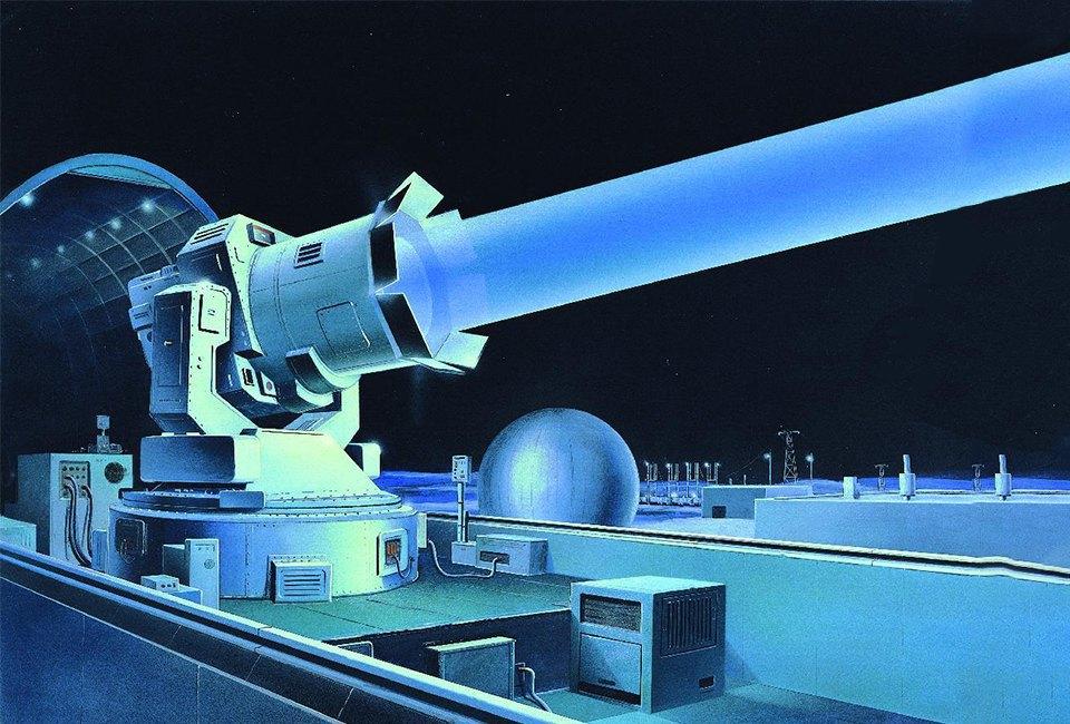 СССР глазами американцев: 8 концептов футуристического оружия. Изображение № 9.