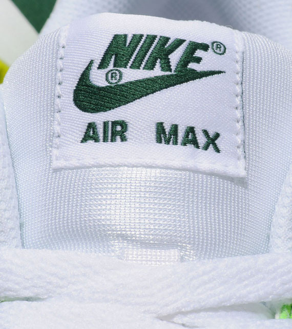 Nike Air Max 1 Gorge Green. Изображение № 5.