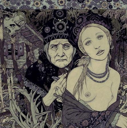 Ваня Журавлёв – мистик-реалист. Изображение № 3.
