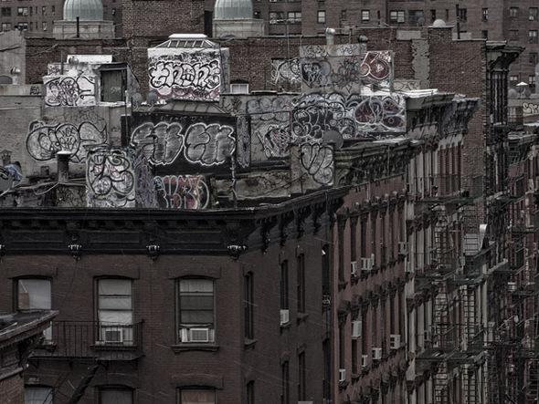 NY: манхеттенcкие окрестности глазами Grotesk. Изображение № 3.