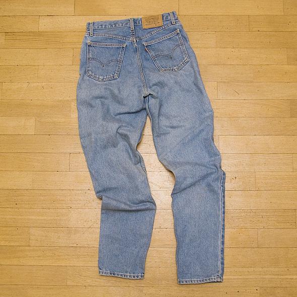 Каксварить джинсы. Изображение №1.