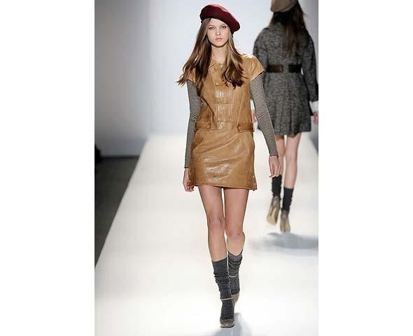 Неделя моды в Нью-Йорке: второй день. Изображение № 41.